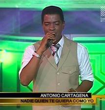 Antonio Cartagena puso a bailar a todos en Yo Soy