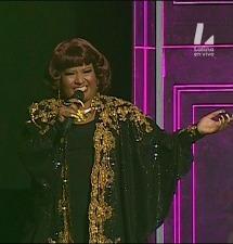 """Celia Cruz de Yo Soy hizo gozar al publico con """"Yo viviré"""""""