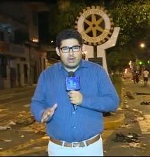Mira cómo luce Iquitos tras protestas por adjudicación del lote 192