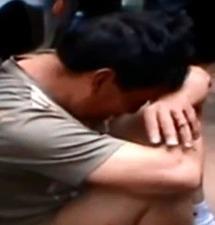 'Chapa tu choro': delincuente se salvó de ser linchado