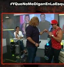 André Castañeda te muestra cómo bailó con Doménica