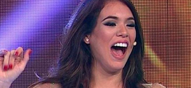 """Jazmín Pinedo: """"Michelle Soifer se llena la boca hablando tonterías"""""""