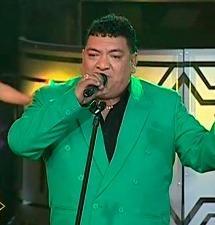 Makuko Gallardo puso a bailar a todos al ritmo de cumbia