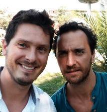 Fatmagül: Cristian Rivero conoce a actor que encarna a Mustafá