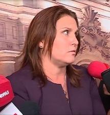 Marisol Pérez Tello fue denunciada por Nadine Heredia