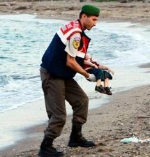Aylan Kurdi: 5 caricaturas por el niño sirio que indignó al mundo