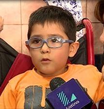 Latina te presenta al niño símbolo de la Teletón 2015