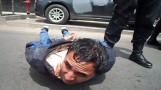Los Olivos: vecinos capturan a asaltante de bodega