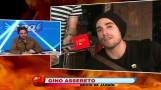 'Peluchín': esto le dijo Gino Assereto al conductor
