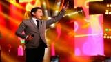 Cristian Silva cantó 'Amor, amor, amor' en La Voz Perú